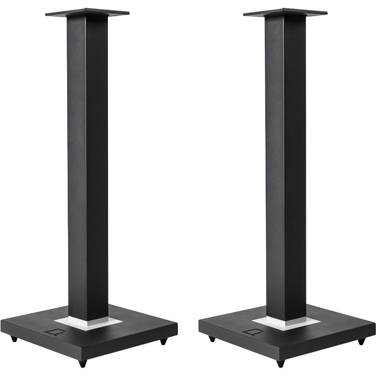 Definitive Technology ST1 Stands For Demand Series D9 D11 Bookshelf Speakers Pair Black