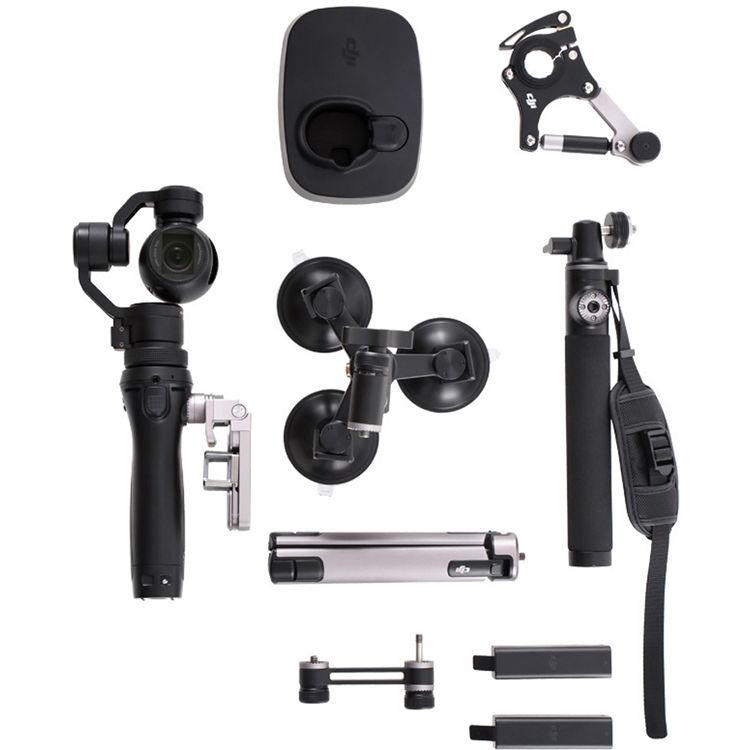 DJI Osmo 4K Camera With Sport Accessory Kit DJICBOOSAK BampH