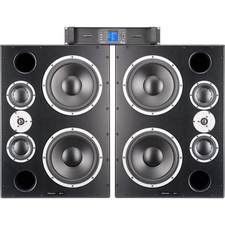 dynaudio acoustics m3ve pack 12 3 way monitors m3ve pack. Black Bedroom Furniture Sets. Home Design Ideas