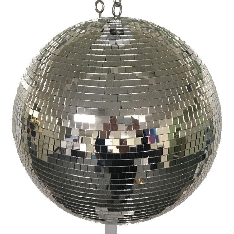 Eliminator Lighting 20 Quot Mirror Ball Em20 B Amp H Photo Video