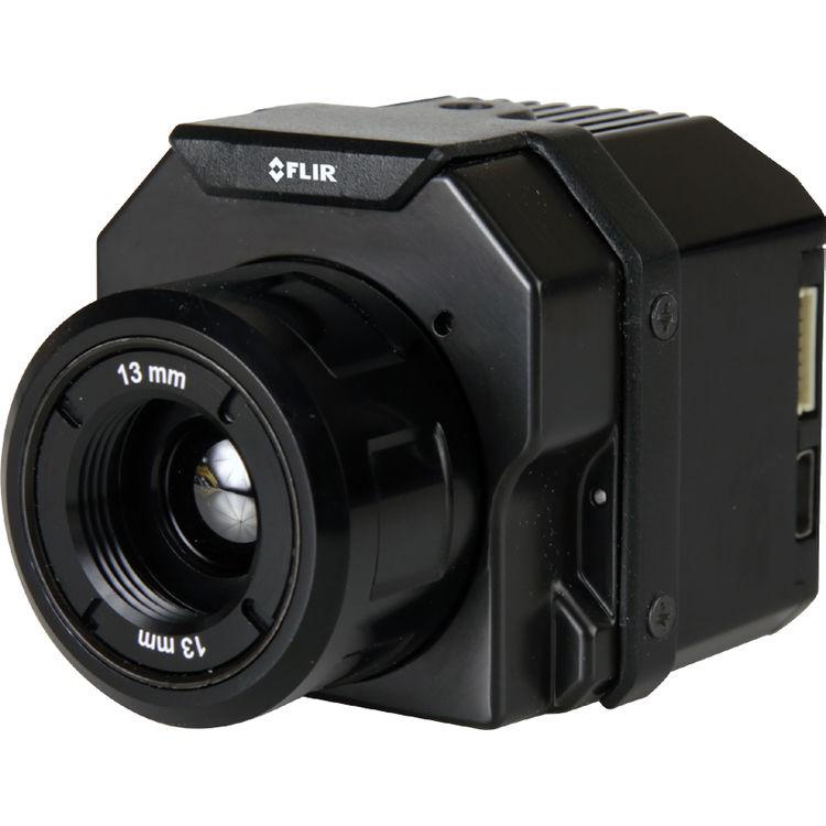 Flir vue pro r 640 thermal imaging camera 436 0022 00 bh photo flir vue pro r 640 thermal imaging camera 9mm lens 30 hz matte ccuart Choice Image