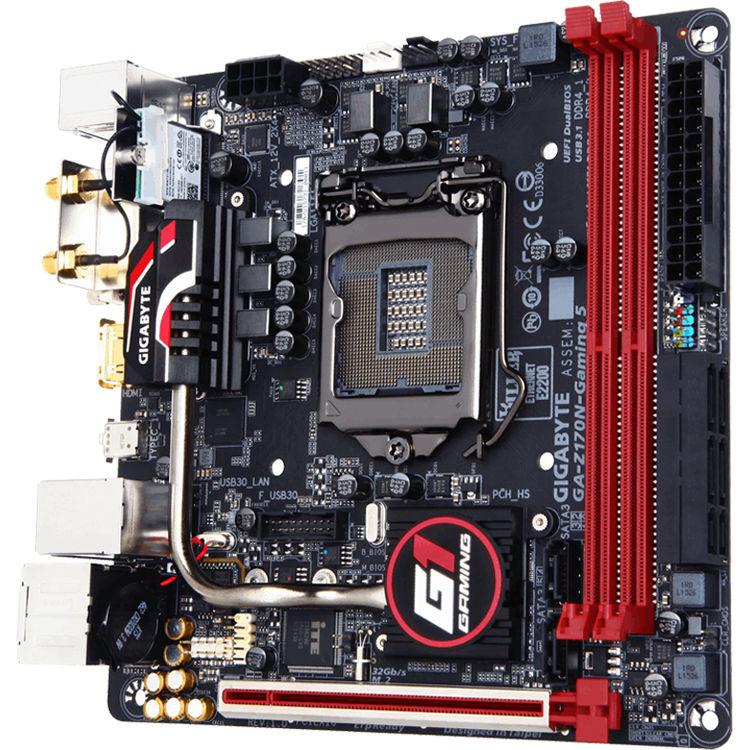 Gigabyte GA-Z170N-Gaming 5 Intel WLAN Driver FREE