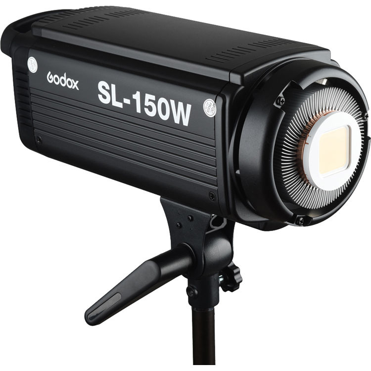 godox sl 150 led video light daylight balanced sl150w b h. Black Bedroom Furniture Sets. Home Design Ideas