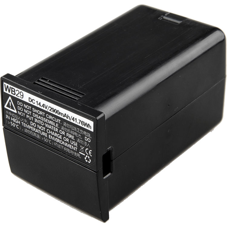 Godox Lithium-Ion Battery Pack For AD200 Pocket Flash WB