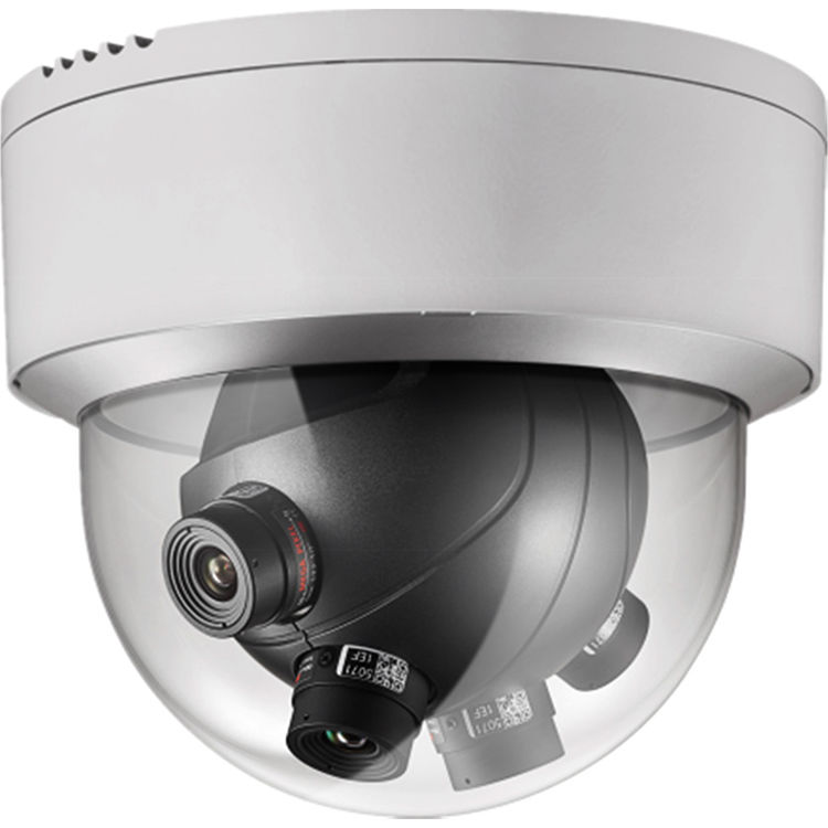 Hikvision Smart Series 8mp Multi Sensor Outdoor Ds 2cd6986f H