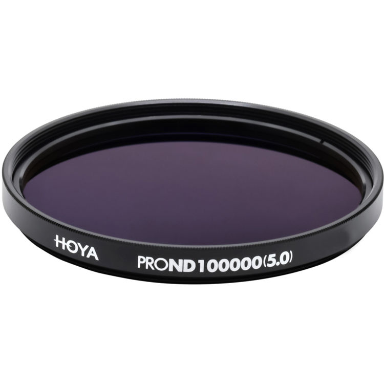 hoya 58mm prond-100000 neutral density 5.0 solar xpd-58nd100000