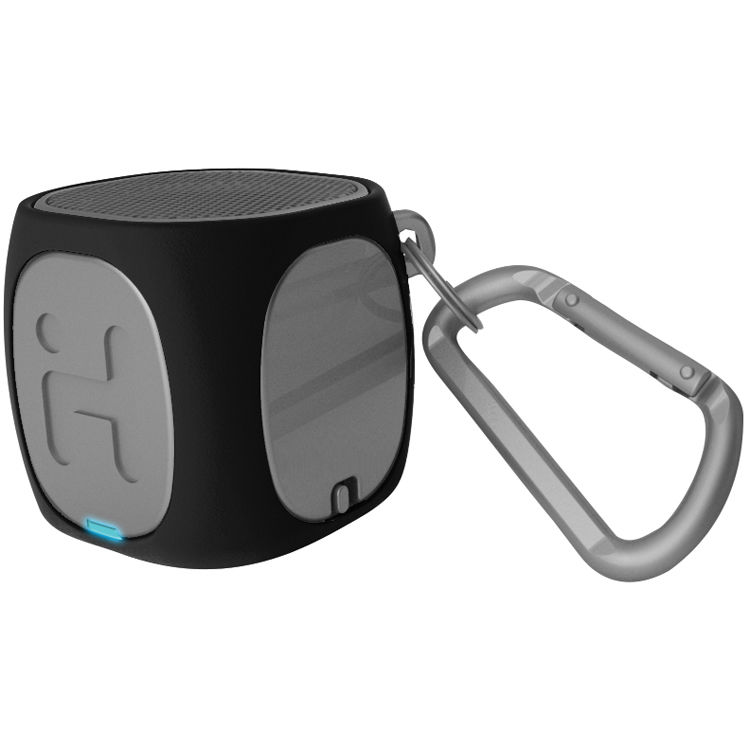 Ihome ibt55 bluetooth rechargeable mini speaker ibt55bg b h for Ihome speaker