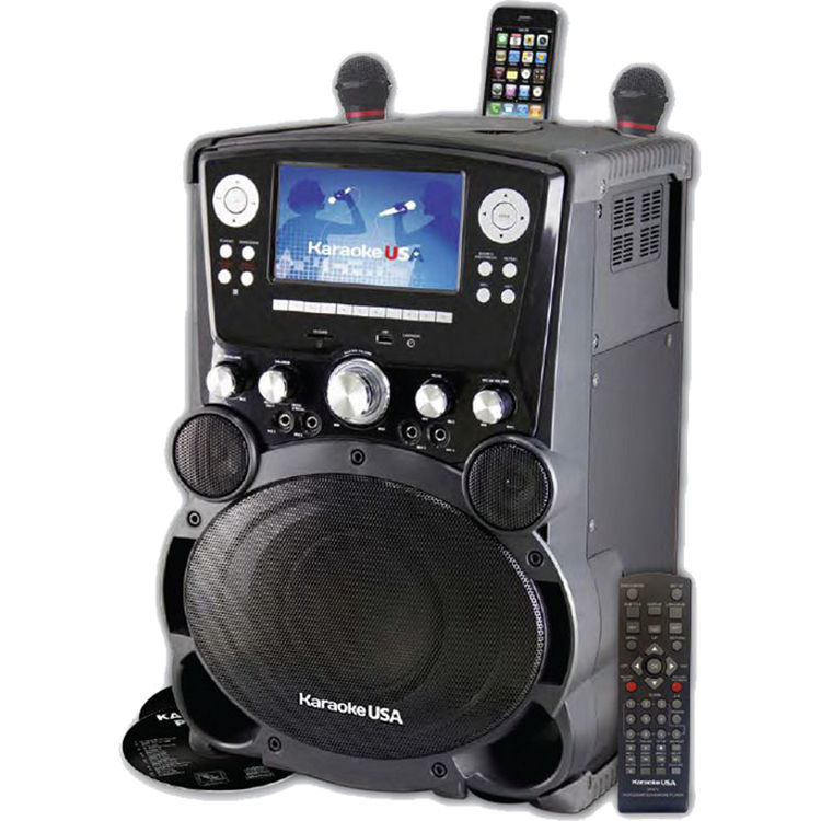 sony karaoke machine