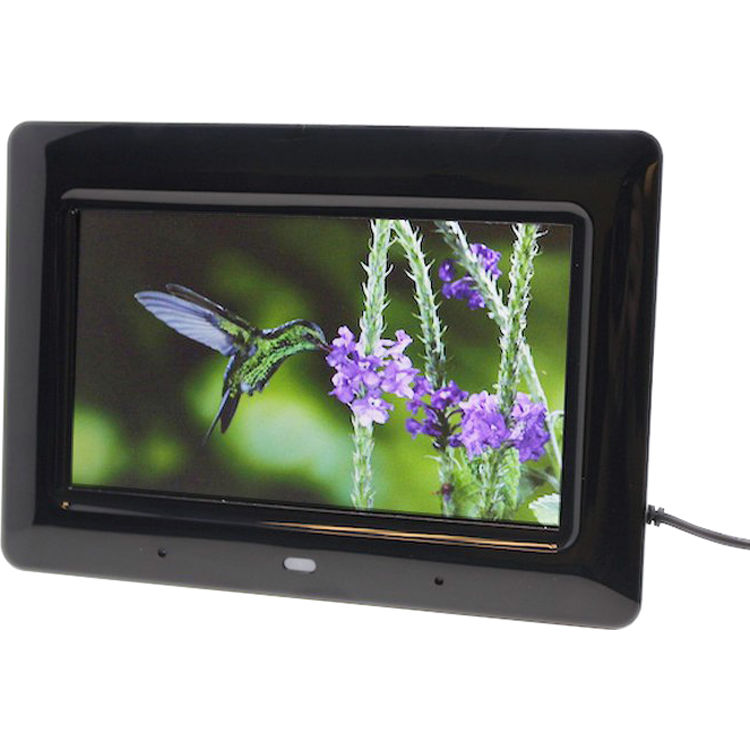 Kjb Security Products Zone Shield Ez Digital Picture Frame