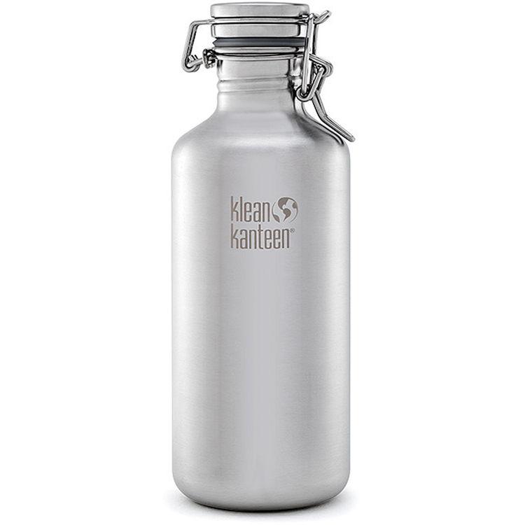 Klean Kanteen Growler Water Bottle K40cslk Bs B Amp H Photo Video