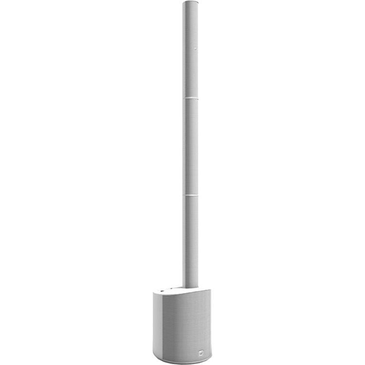 ld systems maui 5 ultra portable column pa system lds maui5w b h. Black Bedroom Furniture Sets. Home Design Ideas