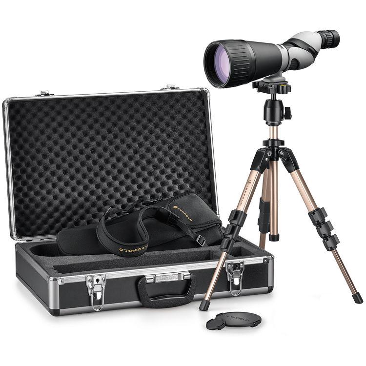 Leupold SX 2 Kenai 2 25 60x80 HD Spotting Scope Kit B&H