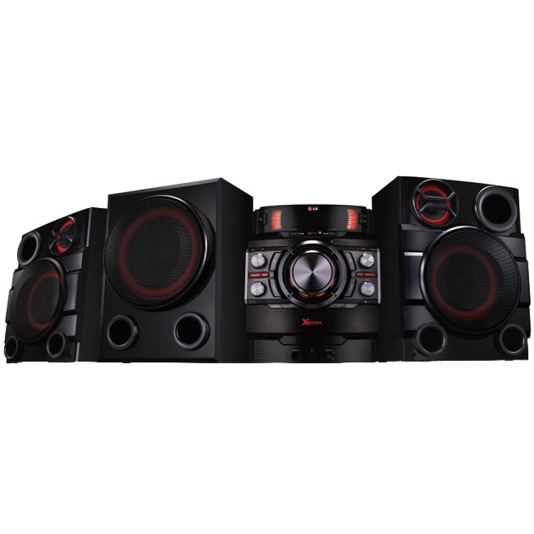 Lg Cm8440 1900w Mini Shelf Speaker System Cm8440 B U0026h Photo Video