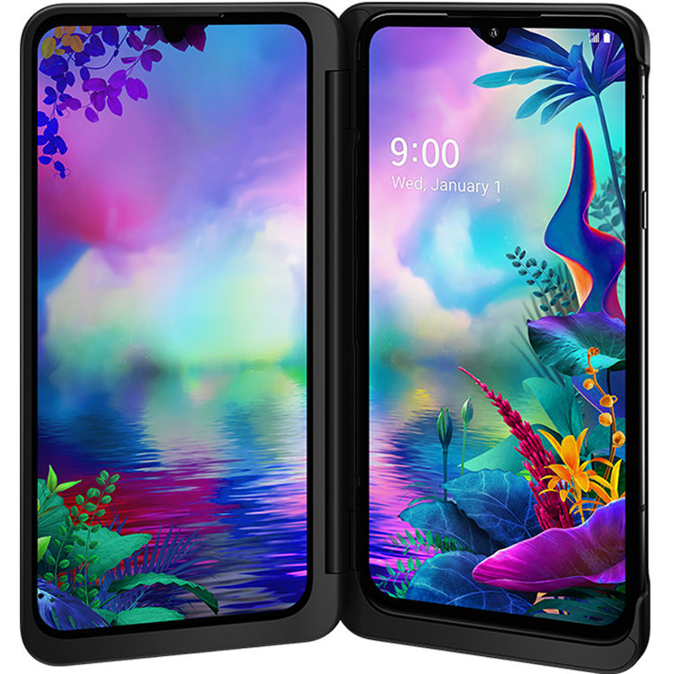 LG G8X ThinQ Dual Screen 128GB Smartphone