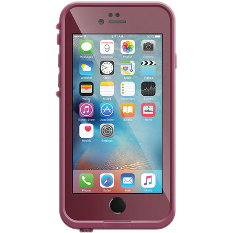 Crushed Purple Lifeproof Case Iphone