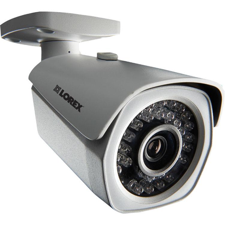 Lorex by FLIR LNB3143B 1080p Outdoor Bullet PoE LNB3143RB B&H