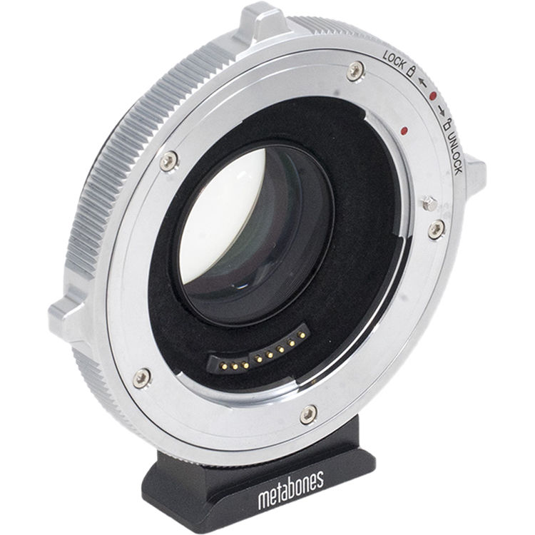 Canon EF-Micro Four Thirds T Speed Booster ULTRA 0.71x Adapter Metabones Drivers for Windows Download