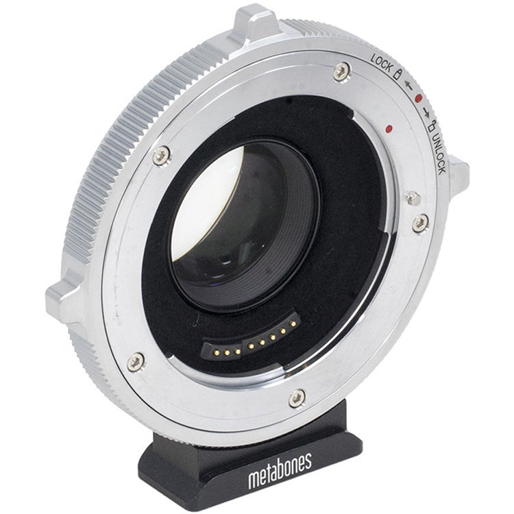 Canon EF-Micro Four Thirds T Speed Booster XL 0.64x Adapter Metabones Driver for Windows 10