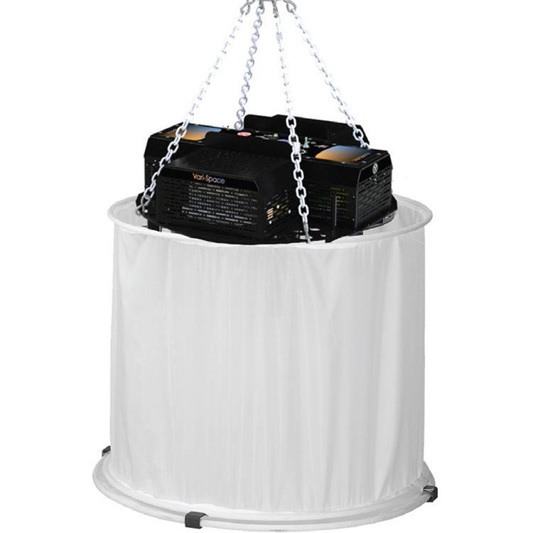 Mole-Richardson 400W LED Vari-Skypan With Chain 9251 B&H Photo