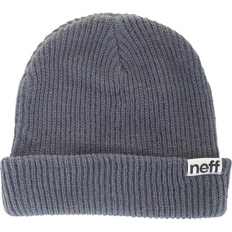 68775cbd24c Neff Fold Beanie (Grey Blue) NF00002-GYBL B H Photo Video