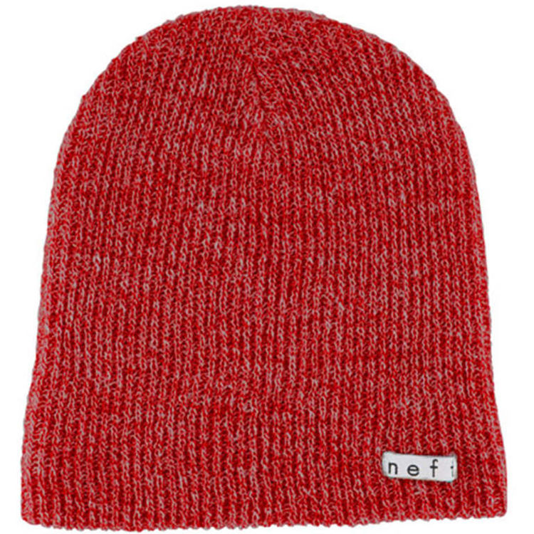 74311595a59 Neff Daily Heather Beanie (Maroon Red) NF00006-MRRD B H Photo