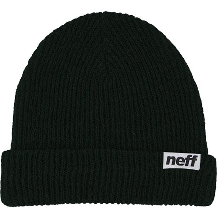 dbdea33c7e4c0 Neff Fold Heather Beanie (Black Mint) NF00008-BLMT B H Photo