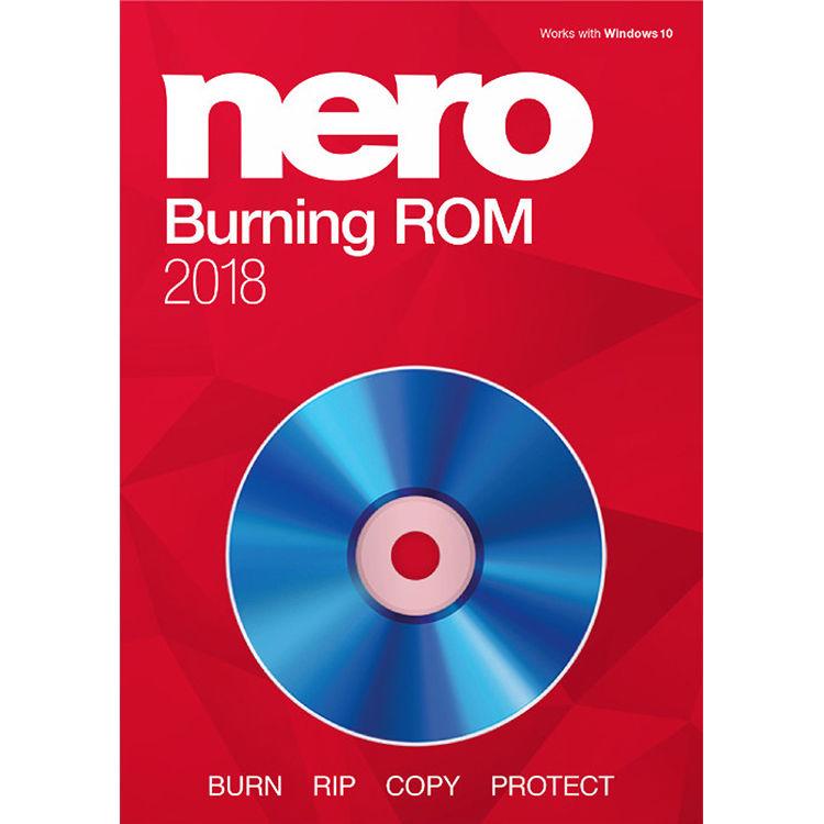 nero burning rom downloads