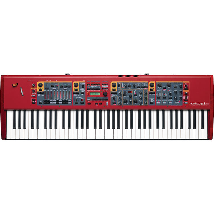Nord ns2-88 stage 2 88 key piano, organ, & piano | pssl.