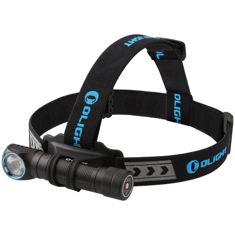 Olight H2r Nova Rechargeable Headlamp Cool White