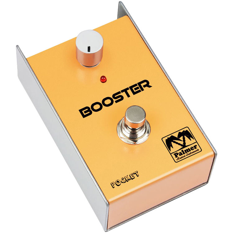 palmer pepboost pocket booster effect pedal for guitar pepboost. Black Bedroom Furniture Sets. Home Design Ideas