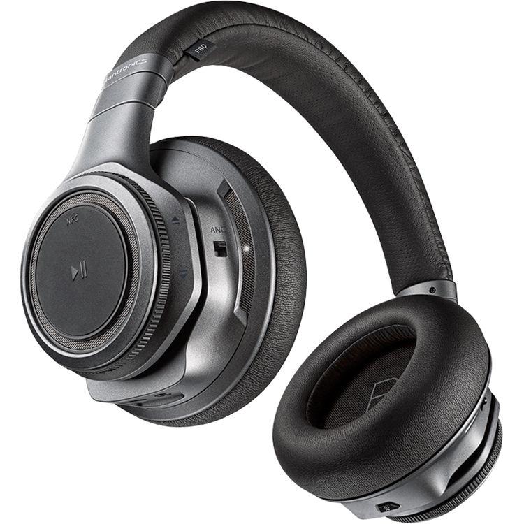 plantronics backbeat pro wireless headphones with mic. Black Bedroom Furniture Sets. Home Design Ideas