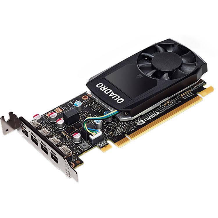 PNY Technologies Quadro P600 Graphics Card VCQP600-PB B&H ...
