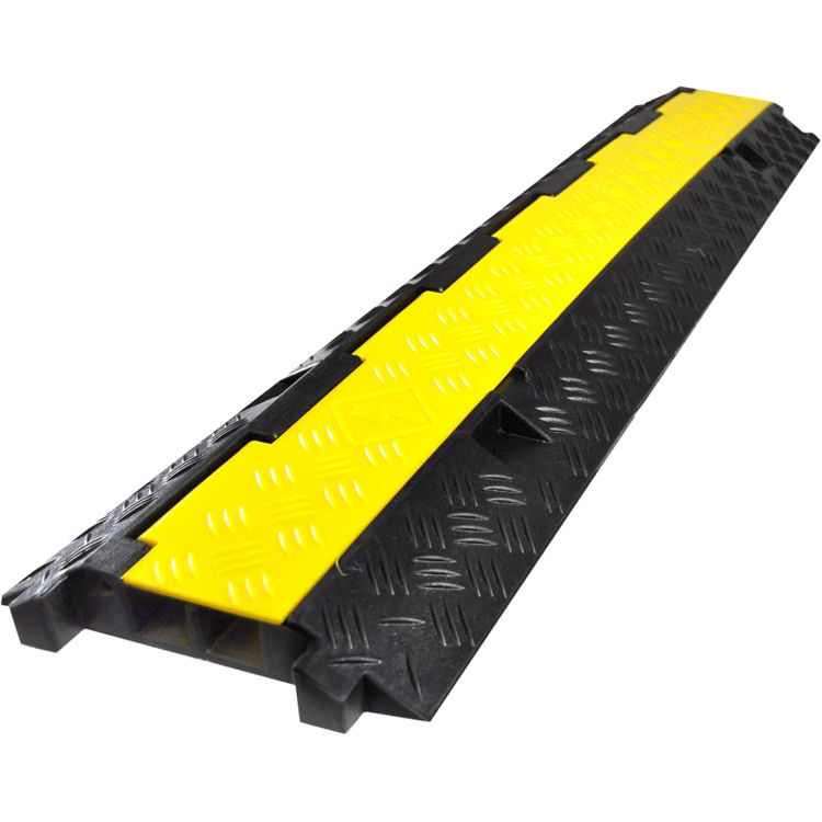 Pyle Pro Protective Cable & Wire Concealment Ramp PCBLCO26