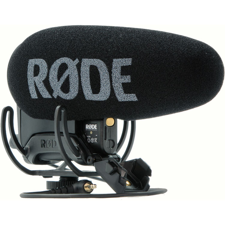 d4f4740f8aa4 Rode VideoMic Pro Plus On-Camera Shotgun Microphone VMP+ B H