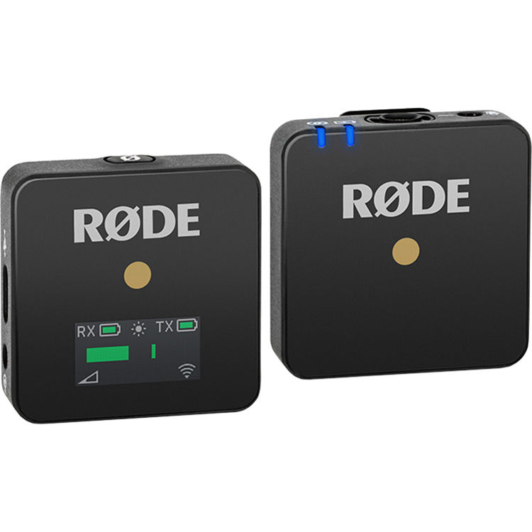 Rode Wireless GO Compact Digital Wireless Microphone WIRELESS GO