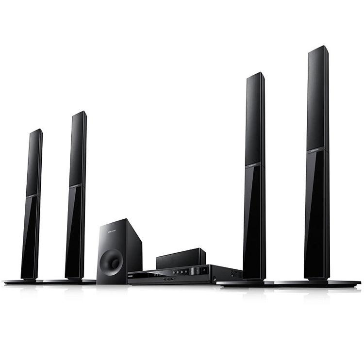 Samsung HT-E355K 5.1-Channel Multi-Region/Multi-System HT ...