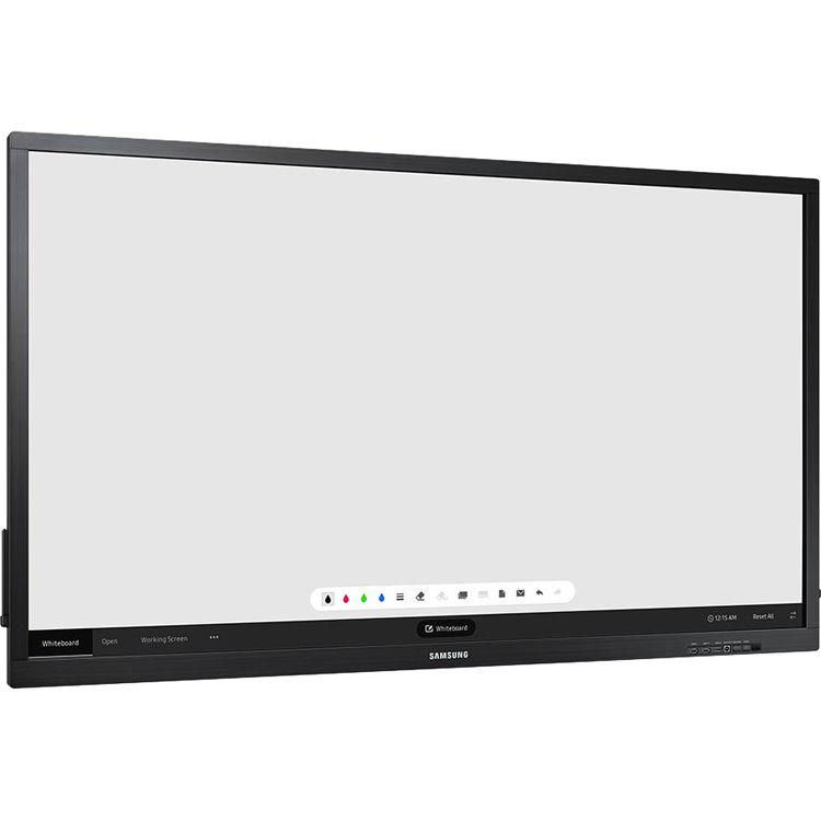 Samsung Commercial Displays >> Samsung Uhd E Board Touch Display 65 Qb65h Tr B H