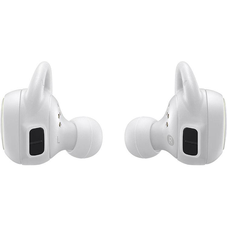 Used Samsung Gear Iconx Wireless Earbuds White Sm R150nzwaxar