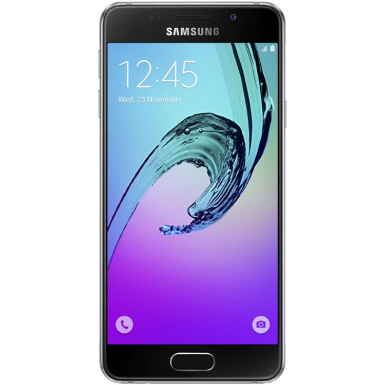 samsung galaxy a3 duos a310m 2nd gen 16gb smartphone ss a310m bk. Black Bedroom Furniture Sets. Home Design Ideas