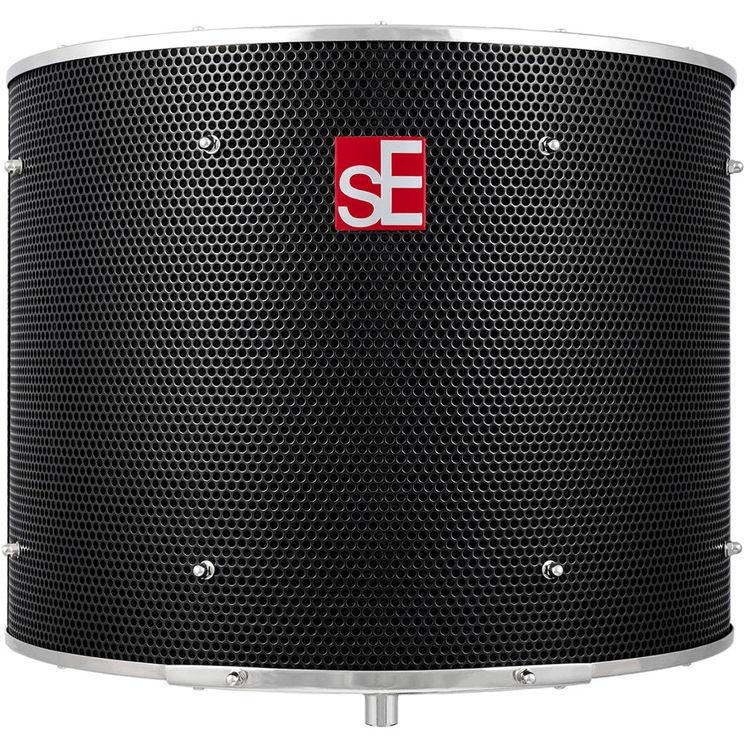 se electronics reflexion filter pro acoustic see rf problack. Black Bedroom Furniture Sets. Home Design Ideas