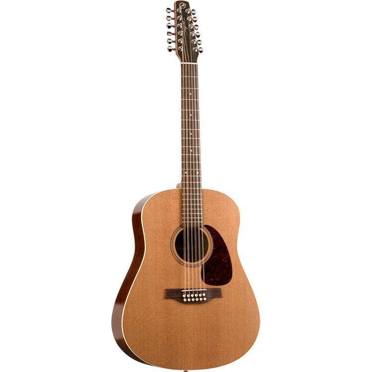 seagull guitars coastline s12 cedar 12 string acoustic 029358. Black Bedroom Furniture Sets. Home Design Ideas