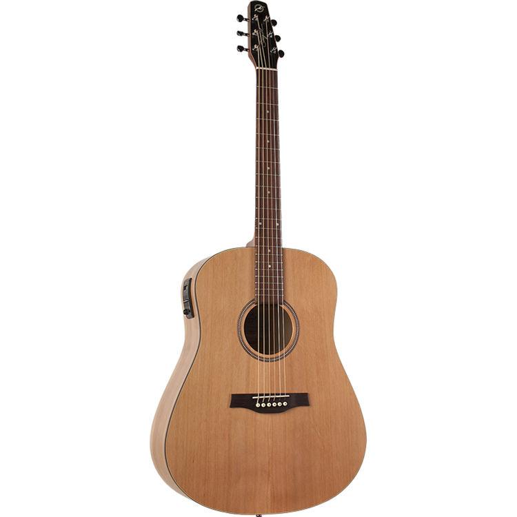 seagull guitars s6 classic m 450 acoustic electric guitar 41237. Black Bedroom Furniture Sets. Home Design Ideas