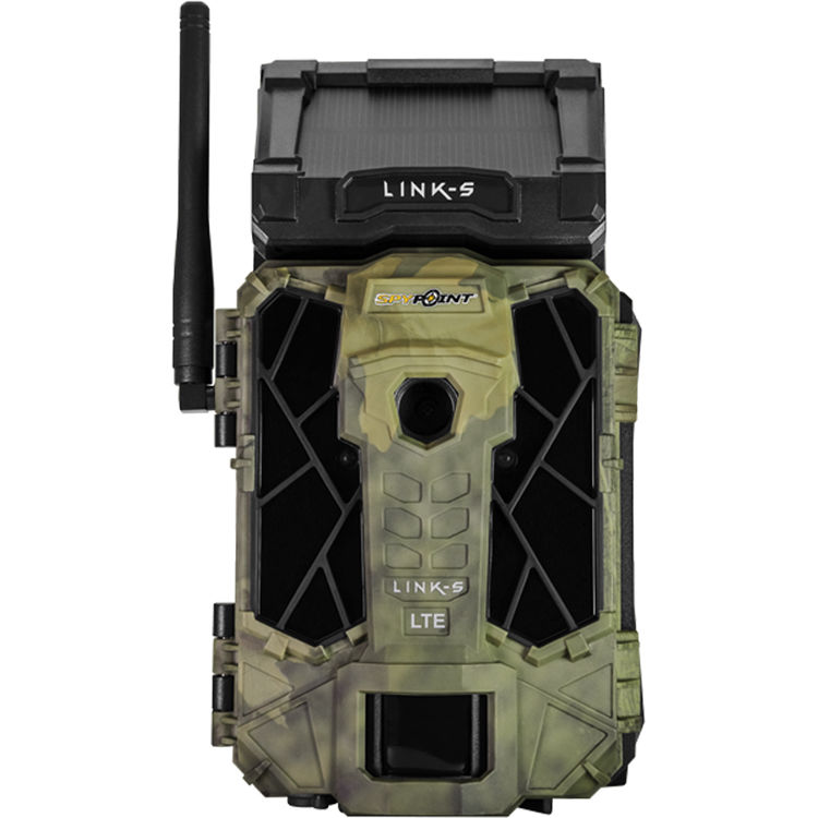 Spypoint Link S Solar Cellular Trail Camera Spypoint Link S