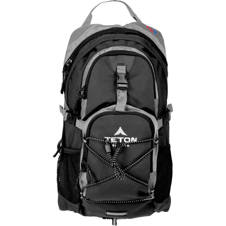 TETON Sports Oasis1100 Hydration Backpack (Black) 1001-B B&H
