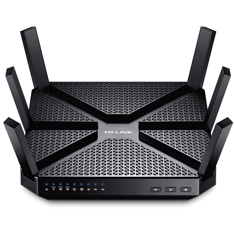 how to connect tp link router zabbix