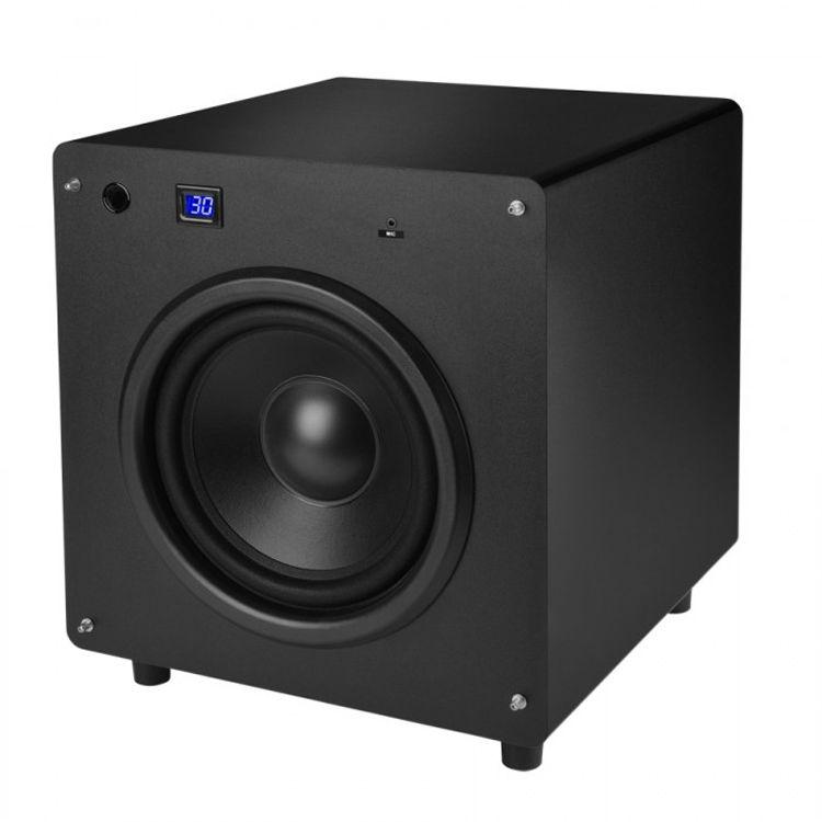 "Velodyne Acoustics Wi-Q 10"" Wireless Subwoofer 80-WIQ10BV"