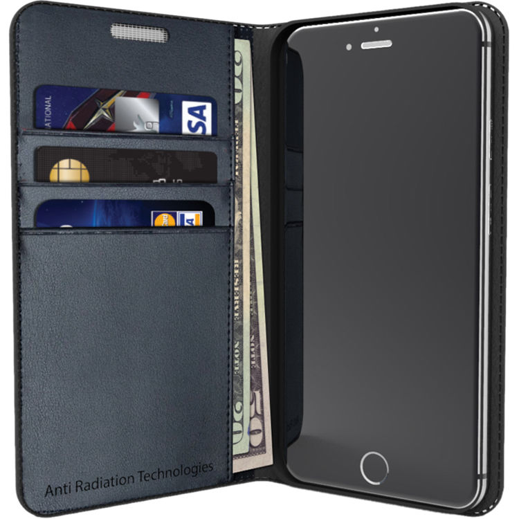 VEST Anti-Radiation Wallet Case for iPhone 6 Plus/6s VST-88538