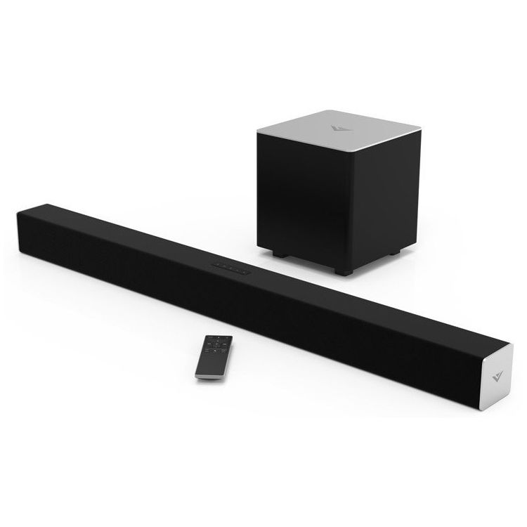 Vizio Sb2821 D6 2 1 Channel Soundbar System