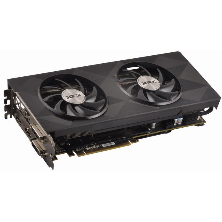 XFX Force AMD Radeon R9 390 8GB Double Dissipati R9-390P-8DF6