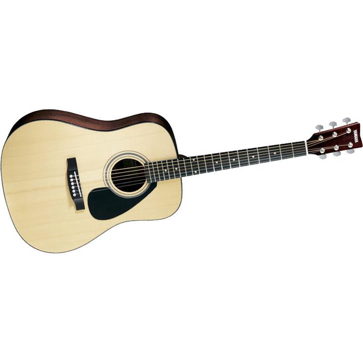 yamaha fd01s solid top acoustic guitar fd01s b h photo video. Black Bedroom Furniture Sets. Home Design Ideas